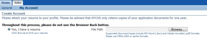 Tips For Applying at EPCOR | EPCOR HR